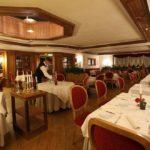 Alpen Suite Hotel Madonna di Campiglio Dining Room