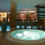 Alpen Suite Hotel Madonna di Campiglio Hot Tub