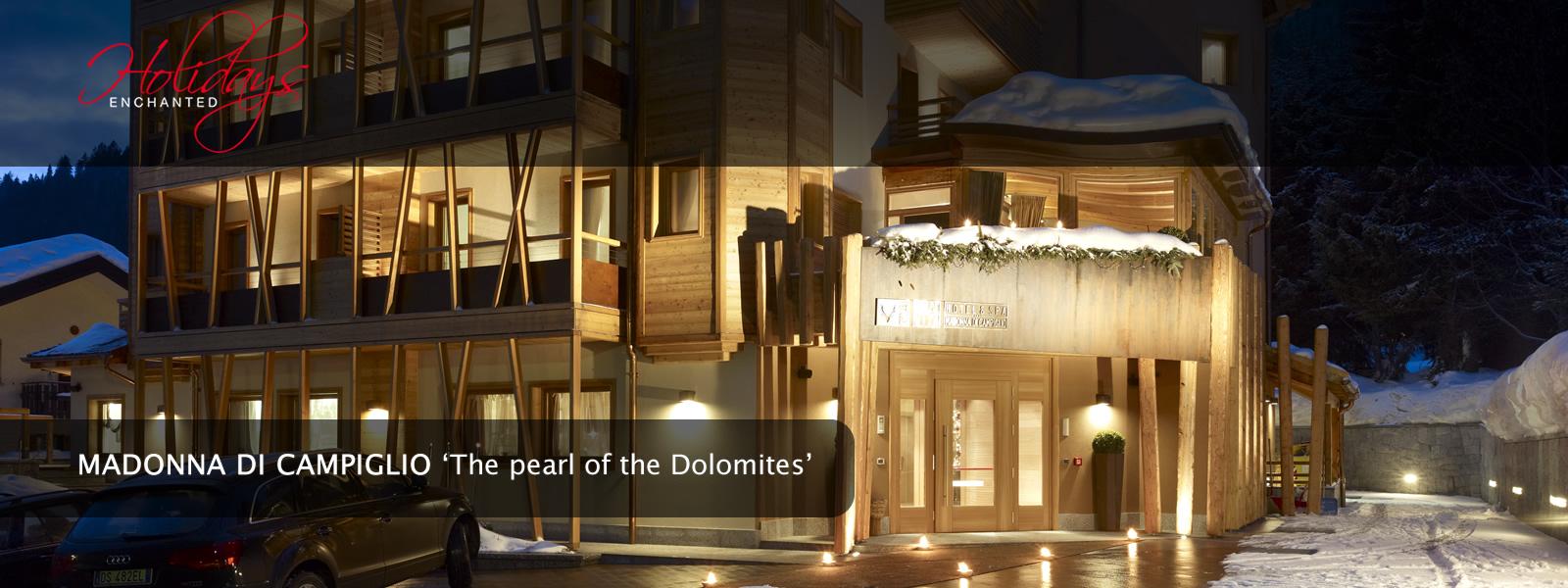 DV Chalet Boutique Hotel and Spa, Madonna di Campiglio