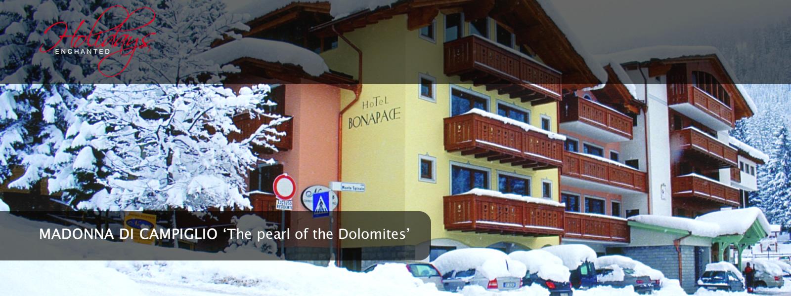 Hotel Bonapace, Madonna di Campiglio