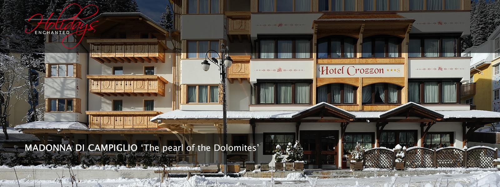 Hotel Crozzon, Madonna di Campiglio