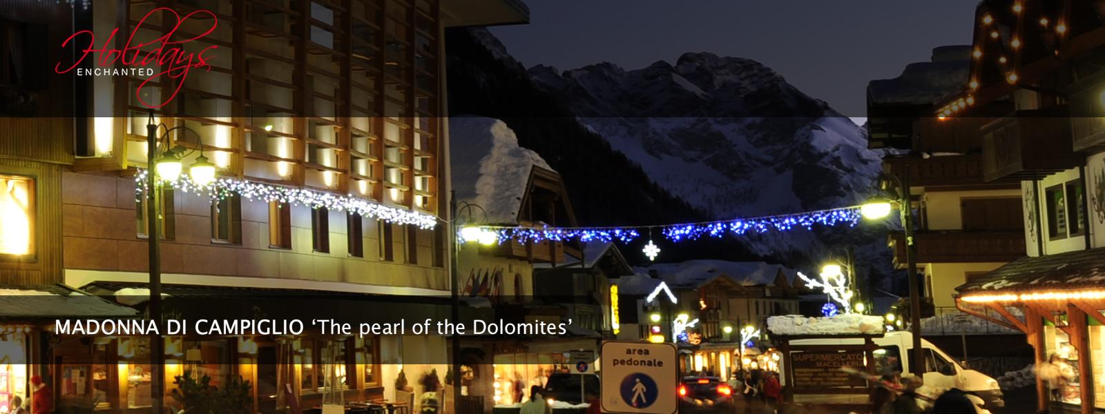 Hotel Majestic Mountain Charme, Madonna di Campiglio