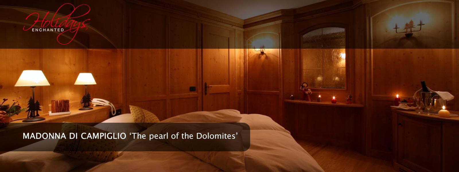 Luxury Suite at Alpen Suite Hotel, Madonna di Campiglio