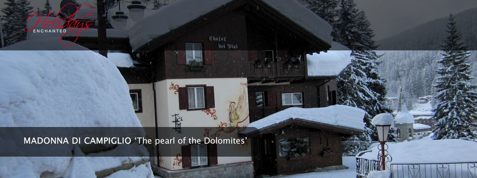 Residence Chalet dei Pini, Madonna di Campiglio