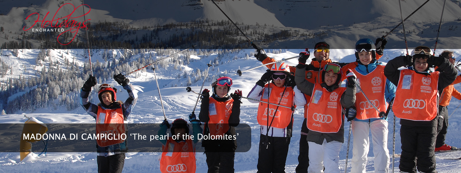 Ski School at Madonna di Campiglio