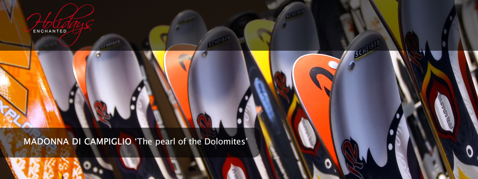 Ski and Snowboard Equipment Rental Shop in Madonna di Campiglio
