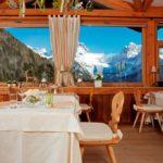 Bio Hotel Hermitage Madonna di Campiglio Dining Room
