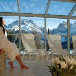Bio Hotel Hermitage Madonna di Campiglio Pool Deck