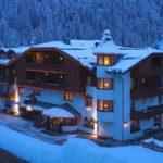 Bio Hotel Hermitage Madonna di Campiglio in Winter