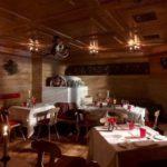 DV Chalet Boutique Hotel and Spa Madonna di Campiglio Michelin Star Restaurant