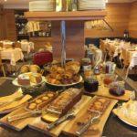 Hotel Ariston Madonna di Campiglio Breakfast