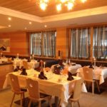 Hotel Ariston Madonna di Campiglio Dining Room