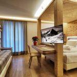 Hotel Bertelli Madonna di Campiglio Accommodation