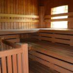 Hotel Bertelli Madonna di Campiglio Sauna