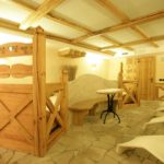 Hotel Bertelli Madonna di Campiglio Wellness Relaxation Area