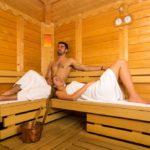 Hotel Bonapace Madonna di Campiglio Sauna