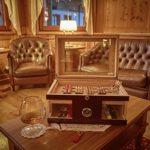 Hotel Cerana Relax Madonna di Campiglio Cigar Room