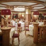 Hotel Cerana Relax Madonna di Campiglio Dining Room