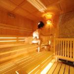 Hotel Cerana Relax Madonna di Campiglio Sauna