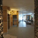 Hotel Chalet Laura Madonna di Campiglio Wellness Entrance