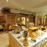 Hotel Chalet all'Imperatore Madonna di Campiglio Breakfast Bar