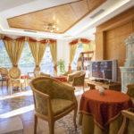 Hotel Chalet all'Imperatore Madonna di Campiglio Lounge