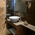 Hotel Crozzon Madonna di Campiglio Bathroom