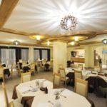Hotel Crozzon Madonna di Campiglio Dining Room