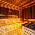 Hotel Crozzon Madonna di Campiglio Sauna