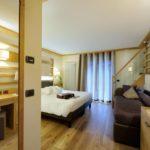 Hotel Diana Madonna di Campiglio Duplex Suite