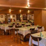 Hotel Europa Madonna di Campiglio Dining Room