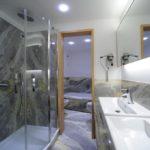 Hotel Majestic Mountain Charme Madonna di Campiglio Bathroom
