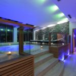 Hotel Majestic Mountain Charme Madonna di Campiglio Hot Tub