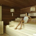 Hotel Majestic Mountain Charme Madonna di Campiglio Sauna