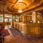 Hotel San Raphael Madonna di Campiglio Lobby