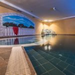 Hotel San Raphael Madonna di Campiglio Pool and Hot Tub