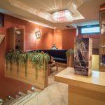Hotel San Raphael Madonna di Campiglio Wellness Reception