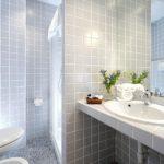 Hotel Touring Madonna di Campiglio Bathroom