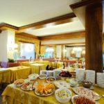 Hotel Touring Madonna di Campiglio Breakfast