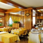 Hotel Touring Madonna di Campiglio Dining Room