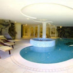 Hotel Touring Madonna di Campiglio Pool and Hot Tub