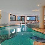 Hotel Touring Madonna di Campiglio Pool and Hot Tub