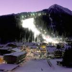 Madonna di Campiglio World Cup Slalom Course