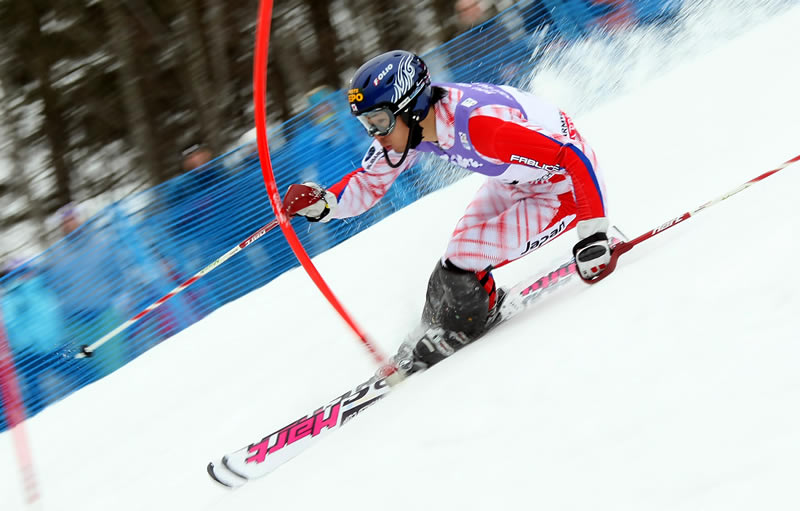 Race training available at ski school