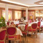 Ristorante Al Convivio at the Alpen Suite Hotel