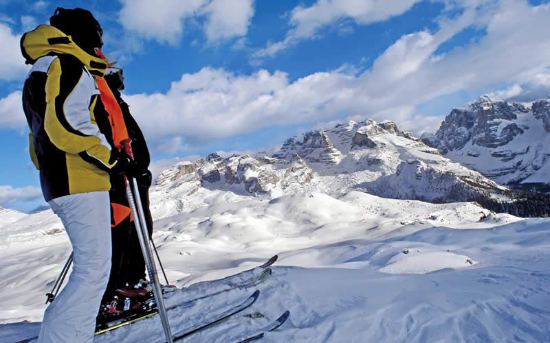 Equipment Rental: Skiing in Madonna di Campiglio