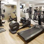 Sporthotel Romantic Plaza Madonna di Campiglio Multi Gym