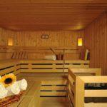 Sporthotel Romantic Plaza Madonna di Campiglio Sauna