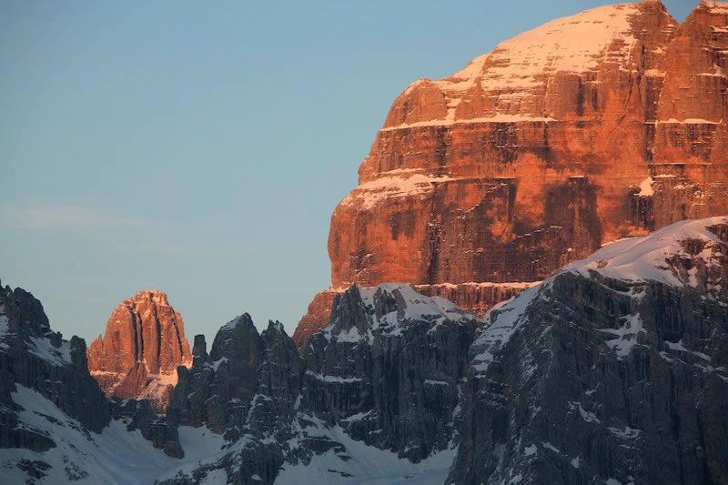 The Dolomites, Madonna di Campiglio